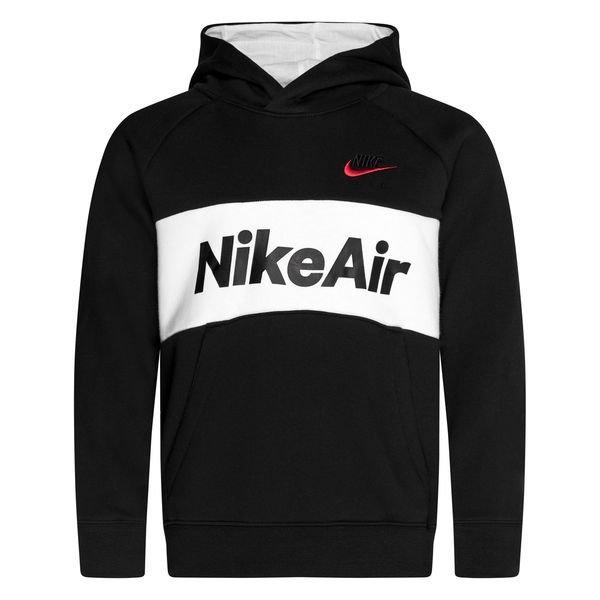 Kinder Kapuzenpullover und Sweatshirts Schwarz Nike Air