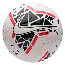 Nike Fotboll Pitch Future Lab - Vit/Svart/Rosa
