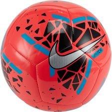 Nike Fotboll Pitch Future Lab - Rosa/Svart/Silver
