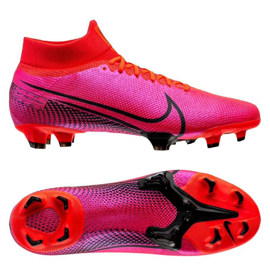 Nike Mercurial Superfly 7 Pro FG Future Lab - Pink/Sort