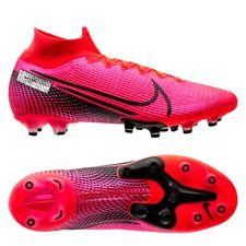 Nike Mercurial Superfly 7 Elite AG-PRO - Pink/Sort