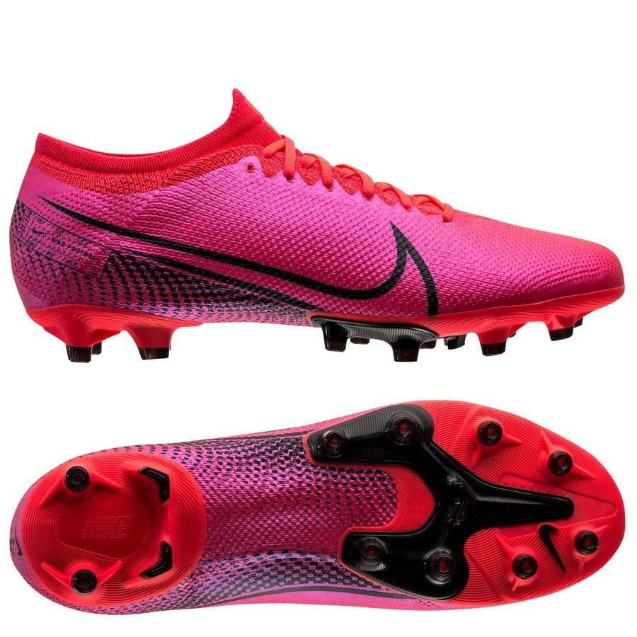 Nike Mercurial Vapor 13 Pro AG-PRO Future Lab - Pink/Sort