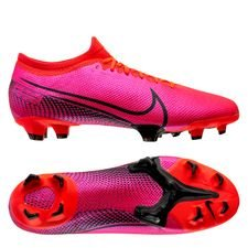 Nike Mercurial Vapor 13 Pro FG - Pink/Sort