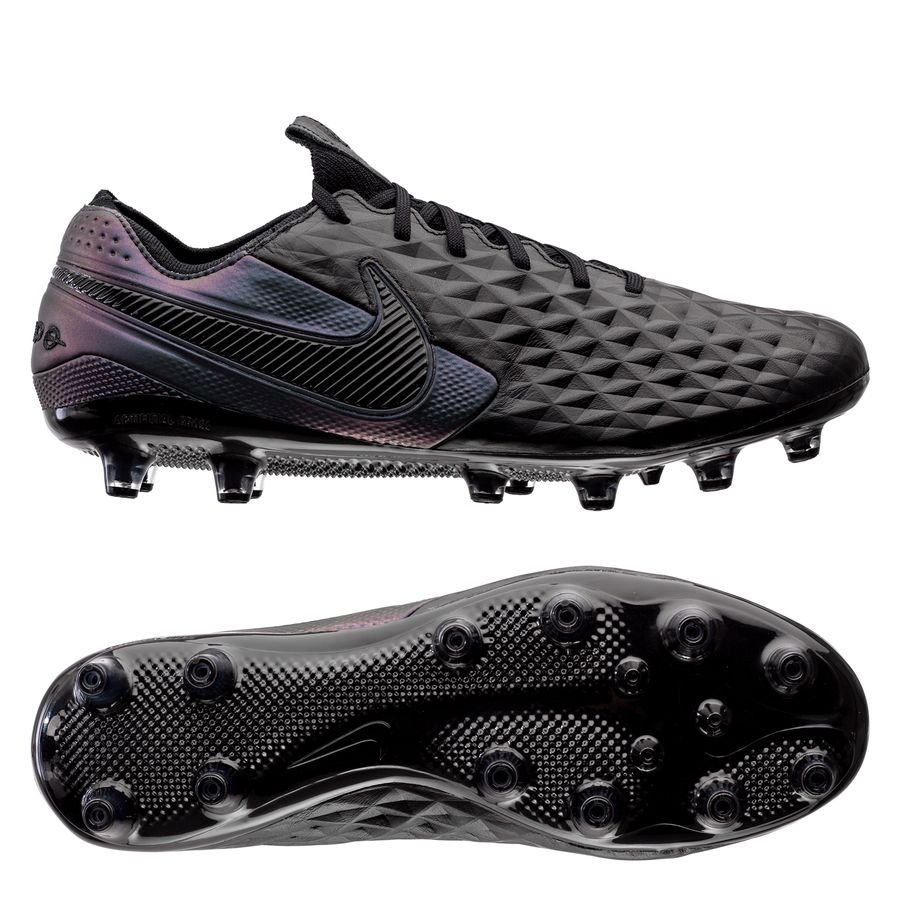 Nike Tiempo Legend 8 Elite AG-PRO Kinetic Black – Sort