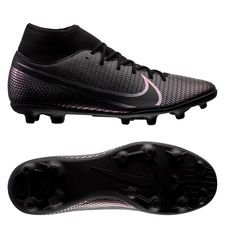 Nike Mercurial Superfly 7 Club MG - Sort