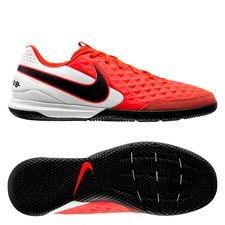 Nike Tiempo Legend 8 Academy IC - Pink/Sort/Hvid