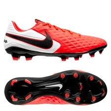Nike Tiempo Legend 8 Pro FG - Pink/Sort/Hvid