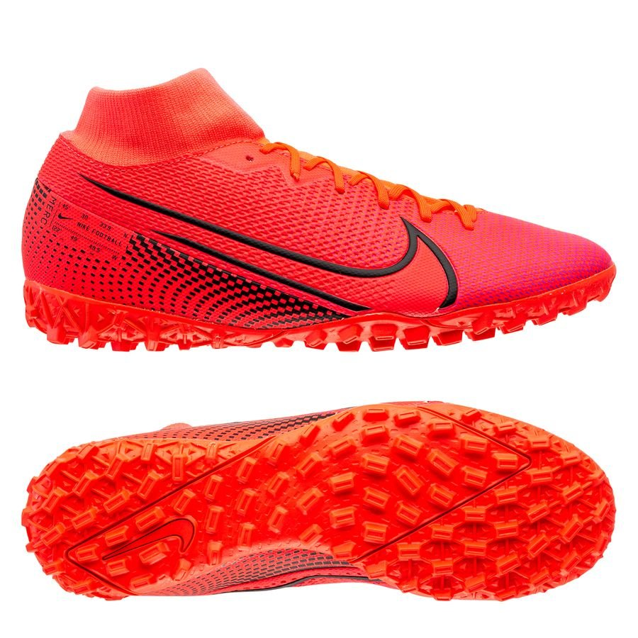 Nike Mercurial Superfly 7 Academy TF Future Lab - Pink/Sort