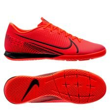 Nike Mercurial Vapor 13 Academy IC - Pink/Sort