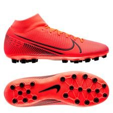 Nike Mercurial Superfly 7 Academy AG - Pink/Sort