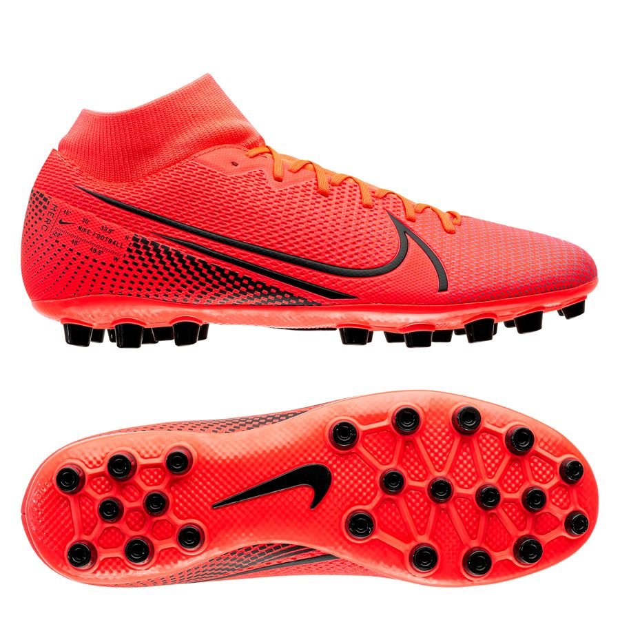 Nike Mercurial Superfly 7 Academy AG Future Lab - Pink/Sort