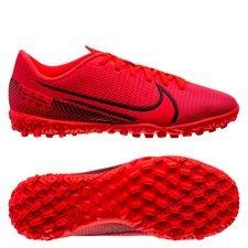 Nike Mercurial Vapor 13 Academy TF Future Lab - Roze/Zwart Kinderen