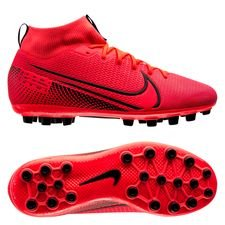 Nike Mercurial Superfly 7 Academy AG Future Lab - Roze/Zwart Kinderen