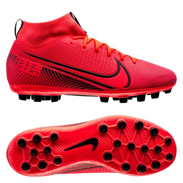 Nike Mercurial Superfly 7 Academy AG Future Lab RoseNoir Enfant