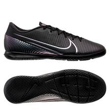 Nike Mercurial Vapor 13 Academy IC Kinetic Black - Zwart