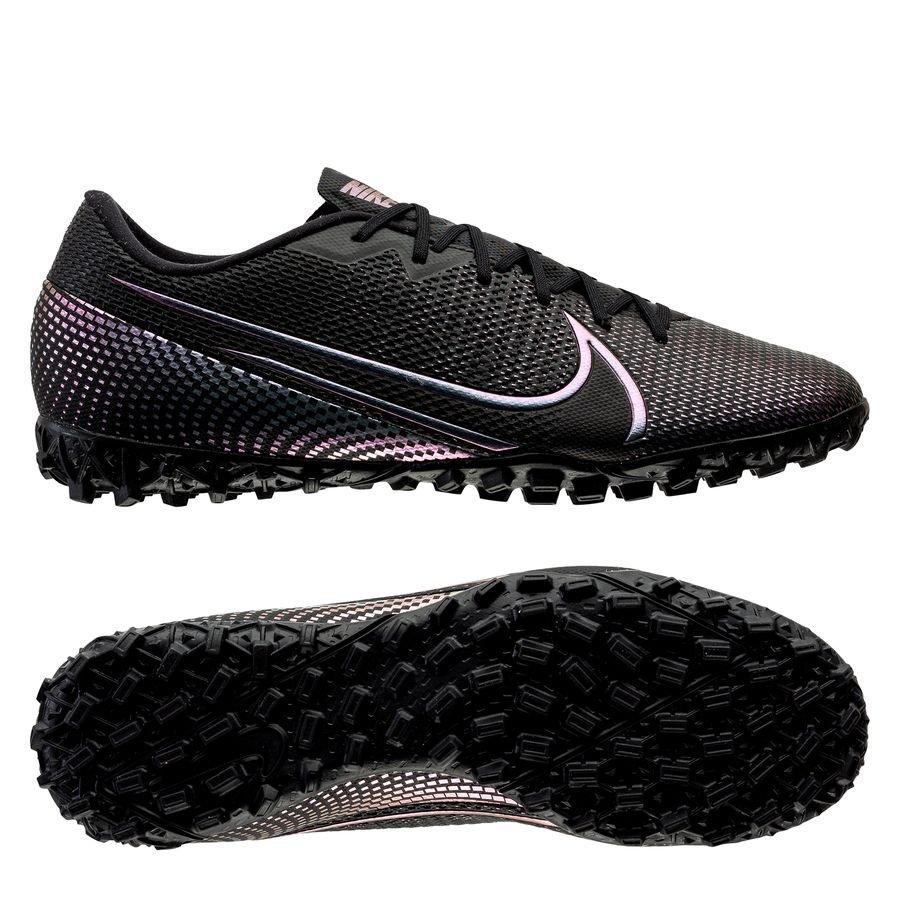 Nike Mercurial VaporX 13 Academy TF Kinetic Black – Sort