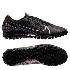 Nike Mercurial VaporX 13 Academy TF Kinetic Black - Sort