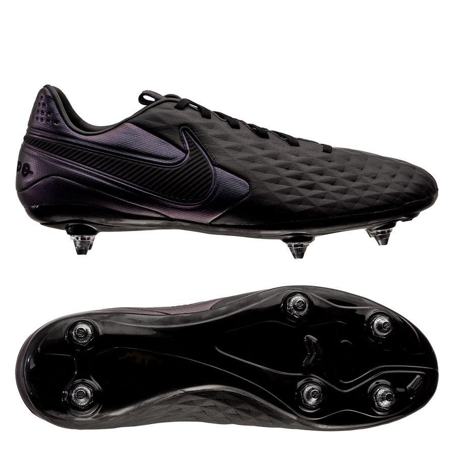 Nike Tiempo Legend 8 Pro SG Kinetic Black - Sort