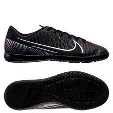 Nike Mercurial Vapor 13 Academy IC Kinetic Black - Zwart Kinderen