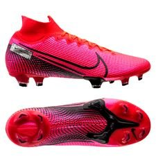 Nike Mercurial Superfly 7 Elite FG - Pink/Sort