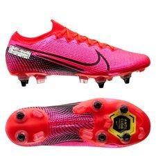 Nike Mercurial Vapor 13 Elite SG-PRO - Pink/Sort
