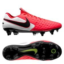 Nike Tiempo Legend 8 Elite SG-PRO - Pink/Sort/Hvid