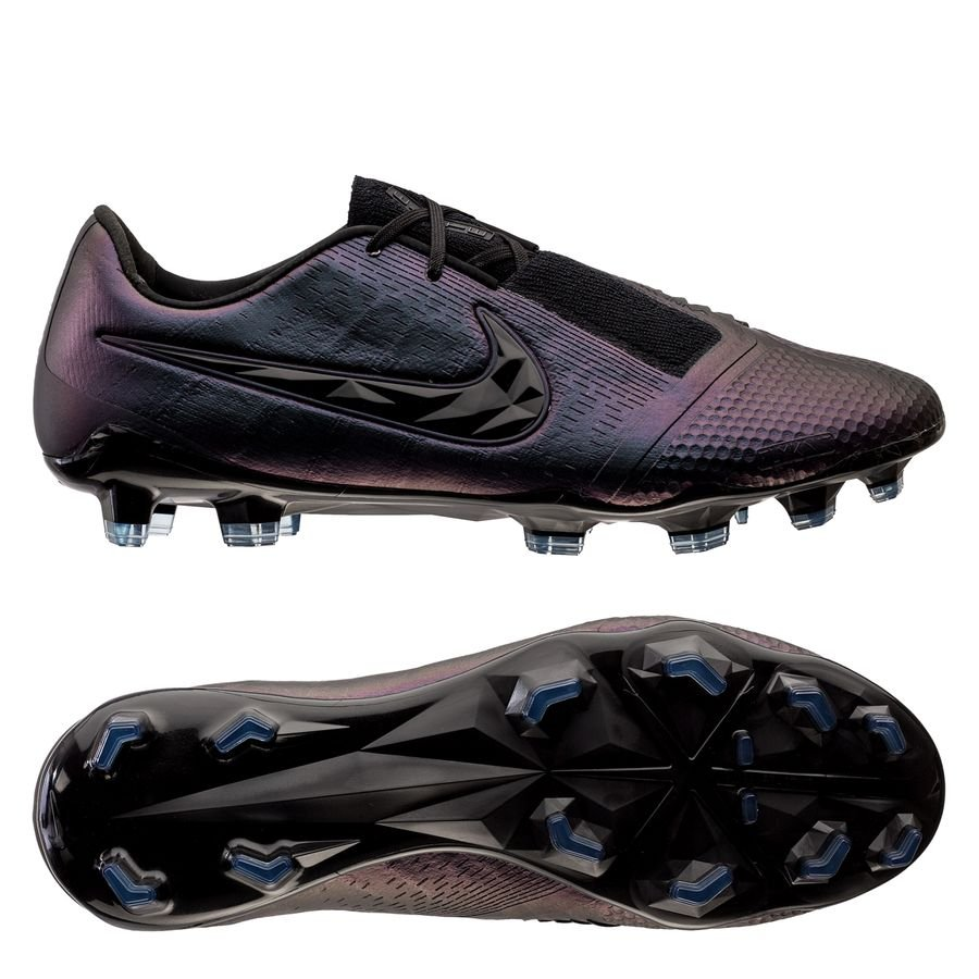 Nike Phantom Venom Elite FG Kinetic Black – Sort