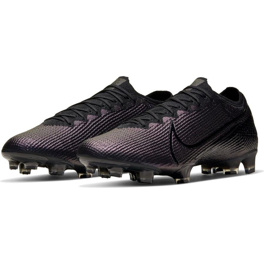 Nike Mercurial Vapor 13 Elite FG Kinetic Black – Sort