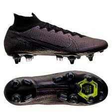 Nike Mercurial Superfly 7 Elite SG-PRO - Sort