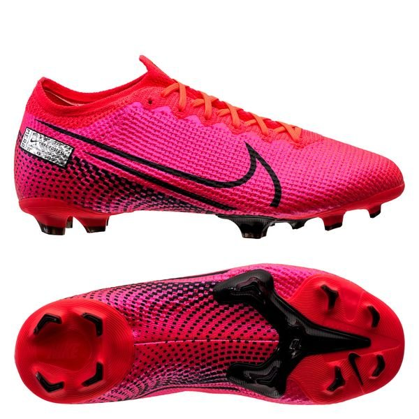 Nike Mercurial Vapor 13 Elite FG Future Lab RoseNoir Enfant