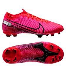 Nike Mercurial Vapor 13 Elite FG Future Lab - Pink/Sort Børn