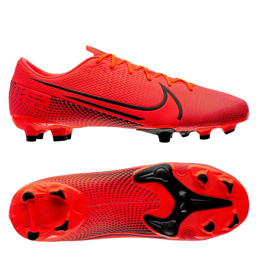 Nike Mercurial Vapor 13 Pro FG Dream Speed 2 GulSortGrøn