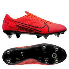 Nike Mercurial Vapor 13 Academy SG-PRO Anti-Clog Future Lab - Pink/Sort
