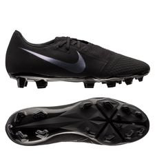 Nike Phantom Venom Academy FG Kinetic Black - Sort