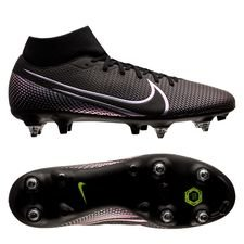 Nike Mercurial Superfly 7 Academy SG-PRO - Sort