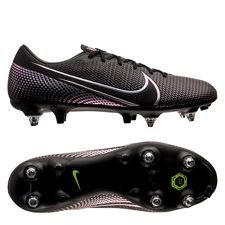 Nike Mercurial Vapor 13 Academy SG-PRO Anti-Clog Kinetic Black - Sort