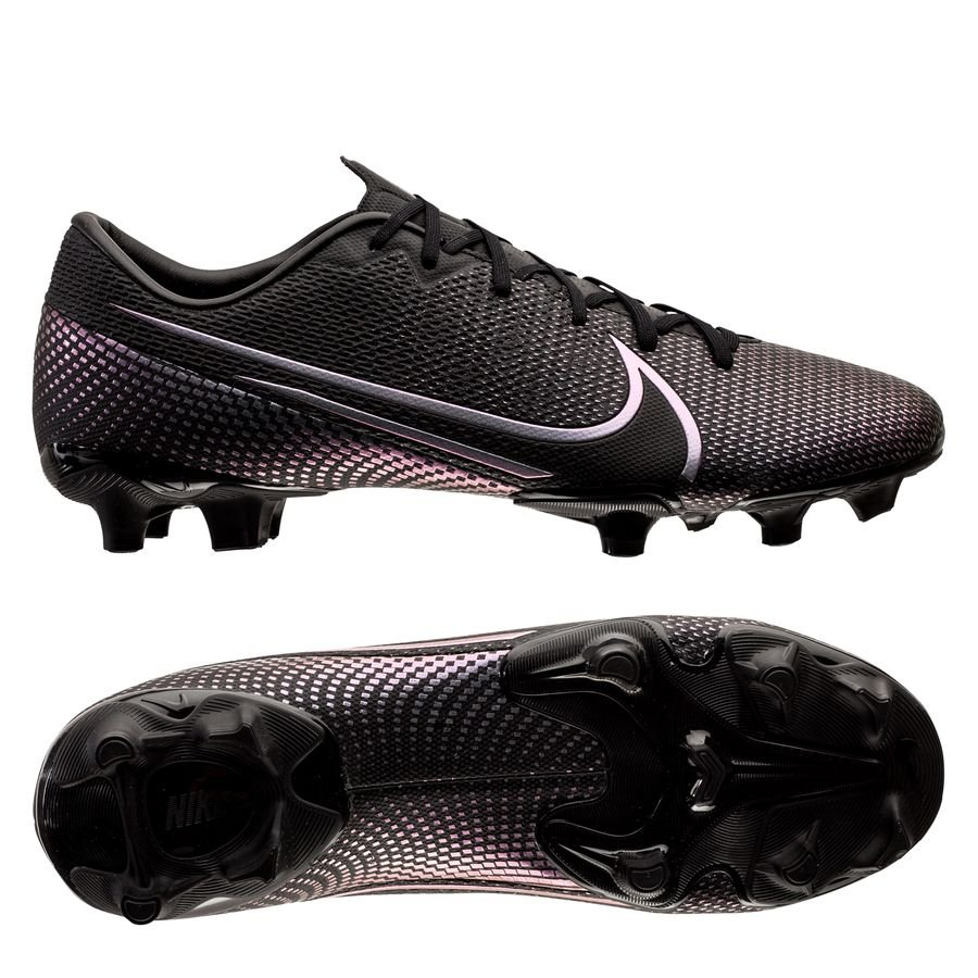 Nike Mercurial Vapor 13 Academy MG Kinetic Black - Sort