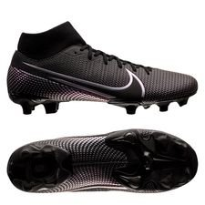 Nike Mercurial Superfly 7 Academy MG Kinetic Black - Sort