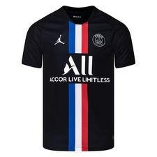 Paris Saint-Germain 4. Trøje Jordan x PSG 202