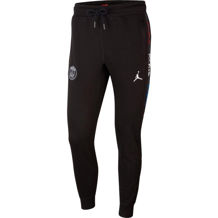 Nike Fleece Bukse Jordan x PSG SortBlå LIMITED EDITION