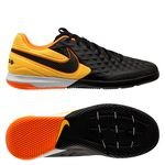 Nike Tiempo React Legend 8 Pro IC Nightfall - Sort/Orange
