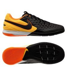 Nike Tiempo React Legend 8 Pro IC - Sort/Orange
