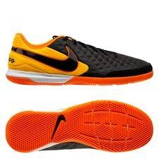 Nike Tiempo Legend 8 Academy IC - Sort/Orange