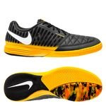 Nike Lunargato II IC Nightfall - Grå/Hvid/Orange/Sort