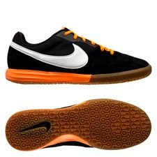 Nike Premier II Sala IC - Sort/Hvid/Orange