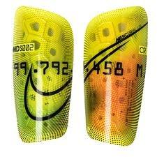 Nike Scheenbeschermers Mercurial Lite CR7 Dream Speed 2 - Geel/Oranje/Zwart <br/>EUR 18.95 <br/> <a href=