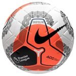 Nike Ballon Merlin Premier League - Blanc/Orange/Noir