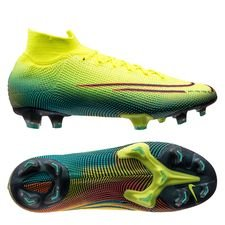 Nike Mercurial Superfly 7 Elite FG Dream Speed 2 - Gul/Sort/Grøn