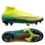 Nike Mercurial Superfly 7 Elite FG Dream Speed 2 - Jaune/Noir/Vert