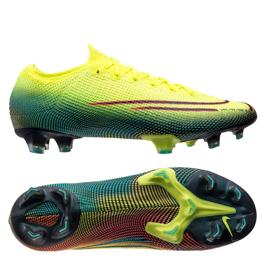 Nike Mercurial Vapor 13 Elite FG Dream Speed 2 - Gul/Sort/Grøn